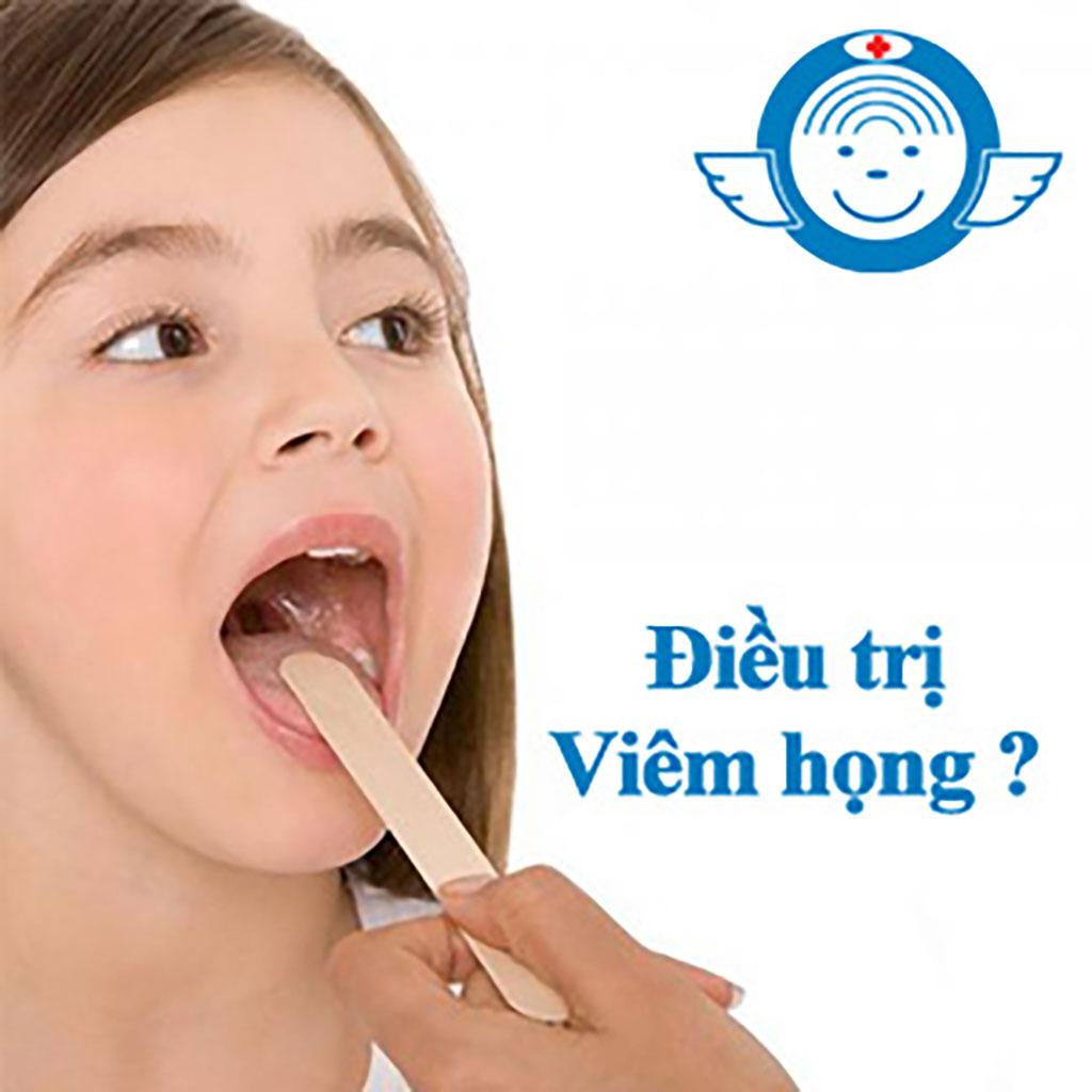 Điều Trị Viêm Họng Cấp Tính - Bệnh viện Tai Mũi Họng Sài Gòn