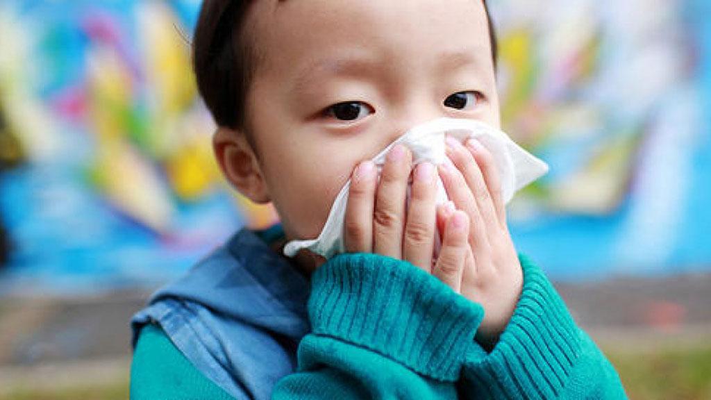 Bệnh Viêm Xoang Trẻ em - Bệnh viện Tai Mũi Họng Sài Gòn