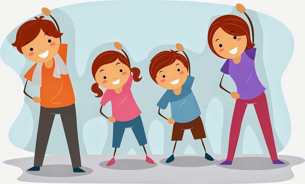 Tập luyện thể dục đều đặn - Phòng Khám Đa Khoa Quốc Tế Sài Gòn