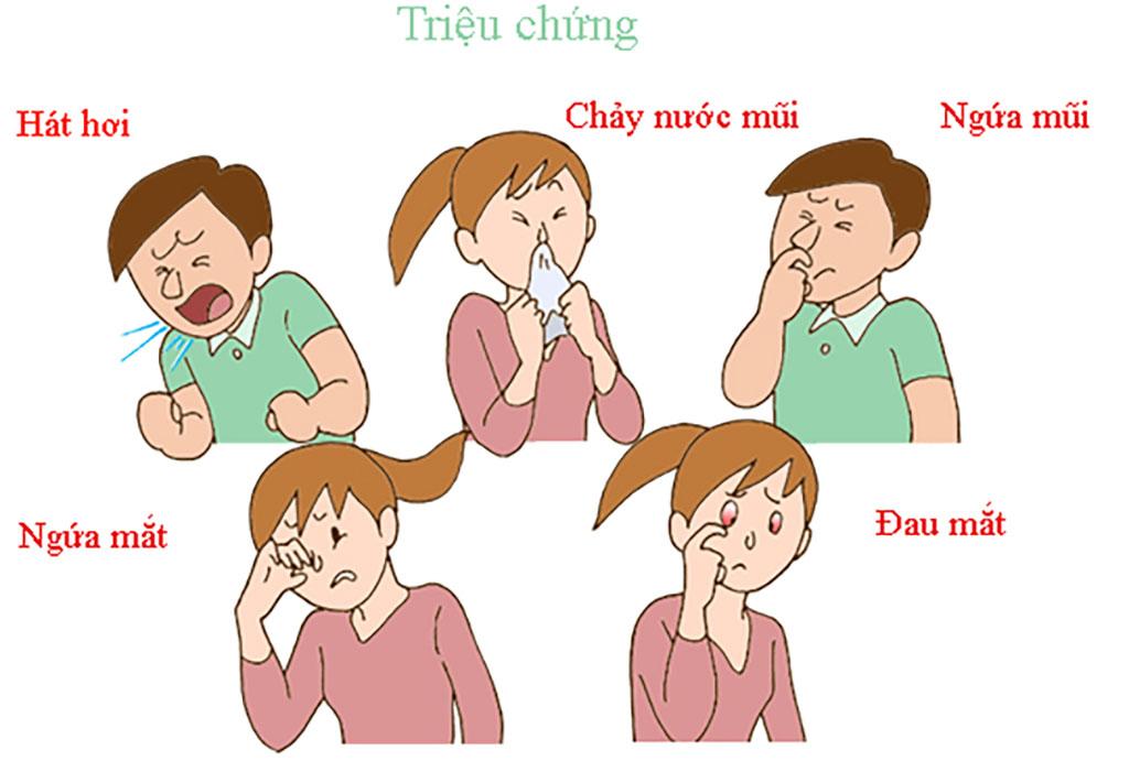 ĐIỀU TRỊ BỆNH VIÊM MŨI DỊ ỨNG - Bệnh viện Tai Mũi Họng Sài Gòn