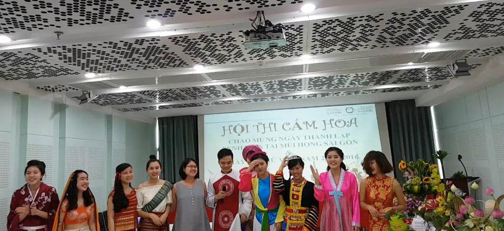 Chương trình lễ hội Sắc Hoa ENT - Bệnh viện Tai Mũi Họng Sài Gòn