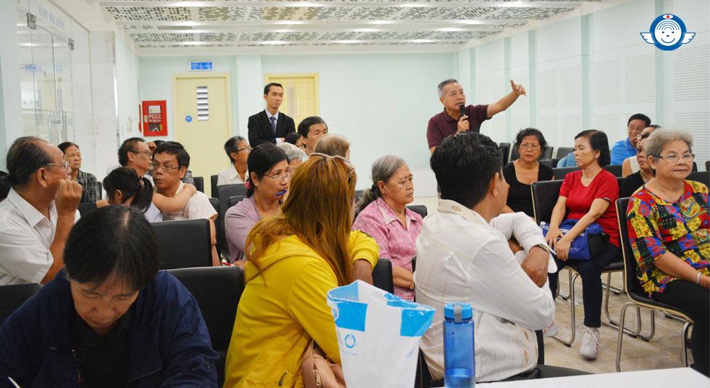 Cao Huyết Áp – Bệnh lý cần điều trị suốt đời - Phòng Khám Đa Khoa Quốc Tế Sài Gòn