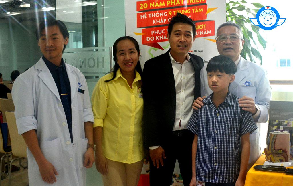 CẤY ĐIỆN CỰC ỐC TAI - TIA HI VỌNG CHO NGƯỜI KHIẾM THÍNH - Taimuihongsg.com