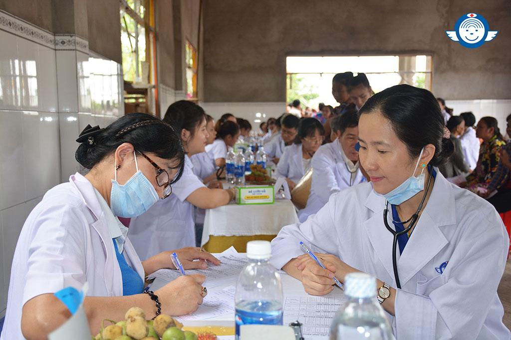 """Chương trình """"VÌ SỨC KHỎE CỘNG ĐỒNG NĂM 2018"""" - Bệnh viện Tai Mũi Họng Sài Gòn"""