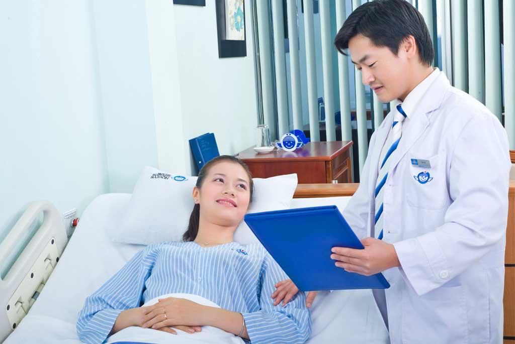 Bác sĩ bệnh viện Tai mũi họng Sài Gòn
