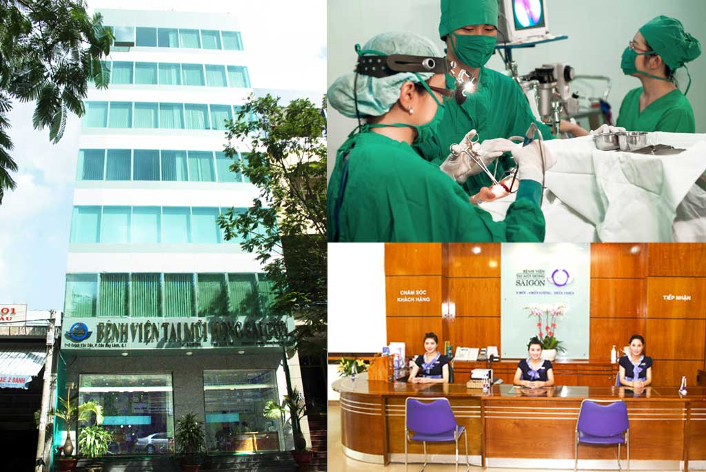 Mục tiêu của bệnh viện tai mũi họng Sài Gònlà cung cấp dịch vụ y tế chất lượng cao