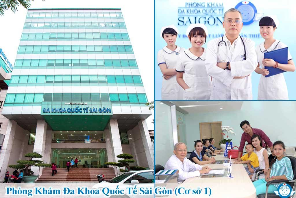 Phòng Khám Đa Khoa Quốc Tế Sài Gòn (Cơ Sở 1) - Taimuihongsg.com