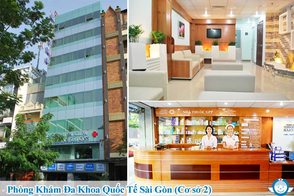 Phòng Khám Đa Khoa Quốc Tế Sài Gòn (Cơ sở 2)