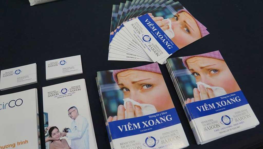 Viêm mũi dị ứng mùa xuân: 101 điều cần biết - Bệnh viện Tai Mũi Họng Sài Gòn
