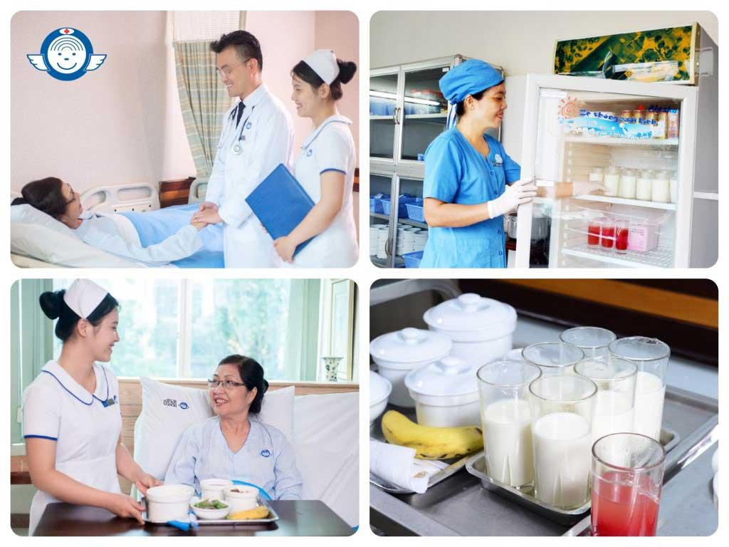 Chăm sóc sau phẩu thuật - Bệnh viện Tai Mũi Họng Sài Gòn