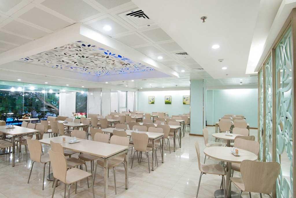 Nhà hàng Hoa Nắng - Bệnh viện Tai Mũi Họng Sài Gòn