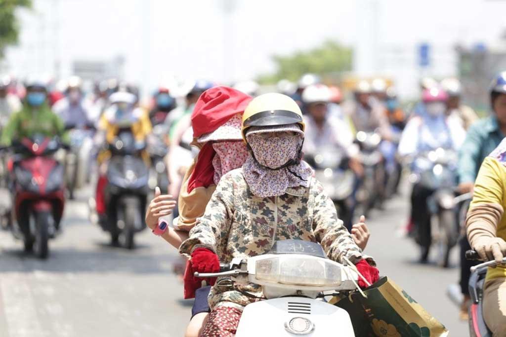 Những biện pháp bảo vệ sức khỏe khi thời tiết nắng nóng 40°C - Bệnh viện Tai Mũi Họng Sài Gòn