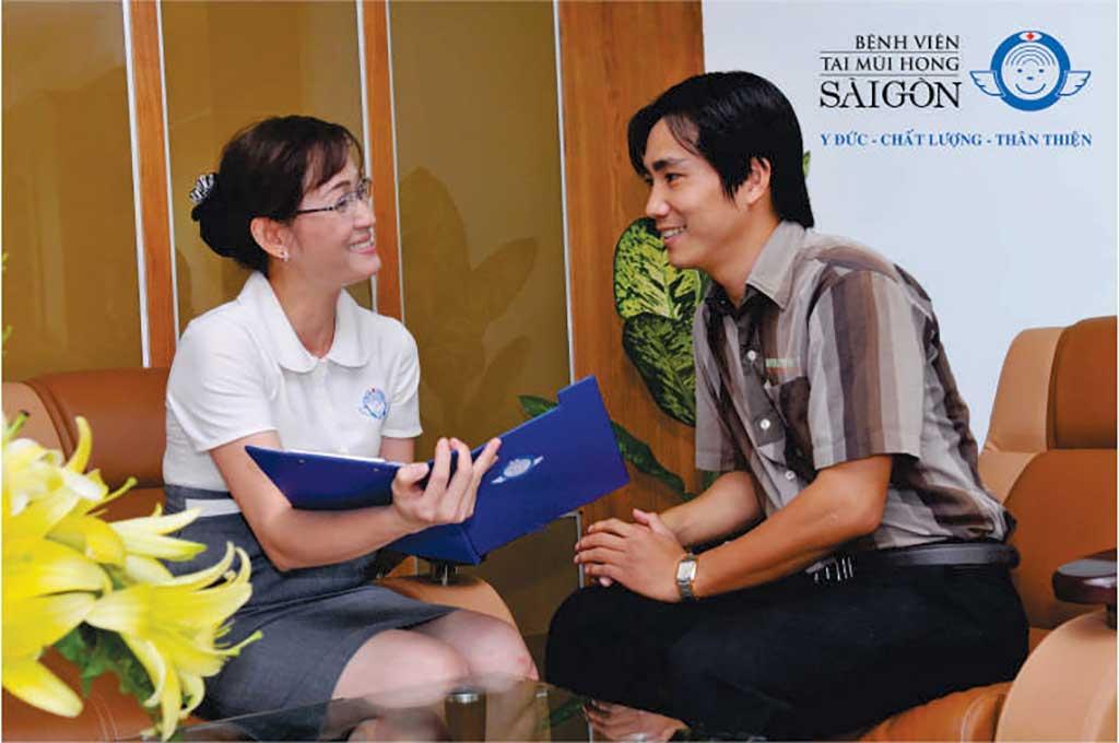 Bảo hiểm Tự nguyện - Bệnh viện Tai Mũi Họng Sài Gòn