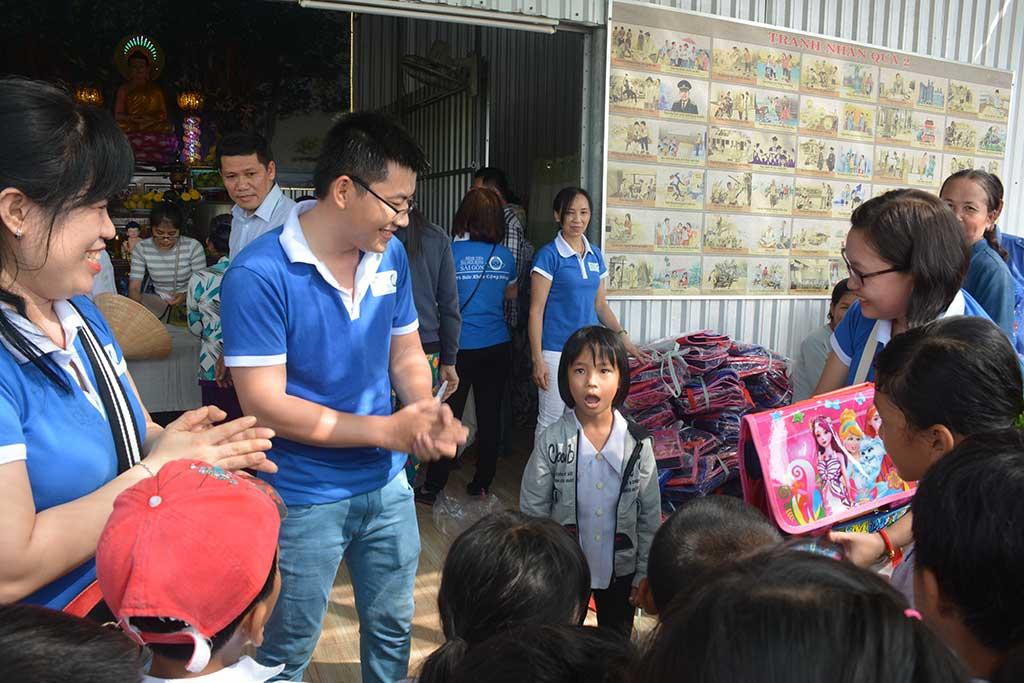 Bệnh viện Tai mũi họng Sài Gòn hành động vì sức khỏe cộng đồng