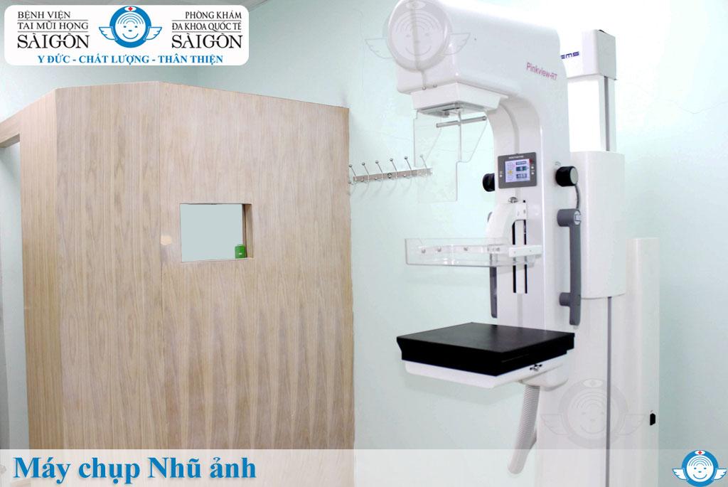 Khoa Chẩn đoán Hình ảnh - Bệnh viện Tai Mũi Họng Sài Gòn