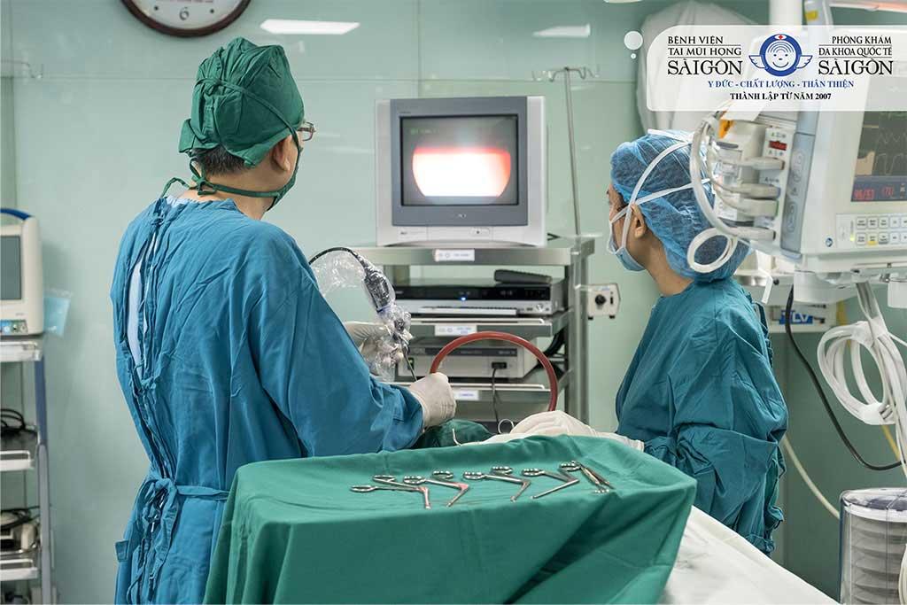 Dịch vụ Điều trị Phẫu thuật - Taimuihongsg.com